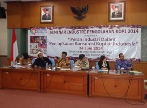 Seminar Industri Pengolahan Kopi