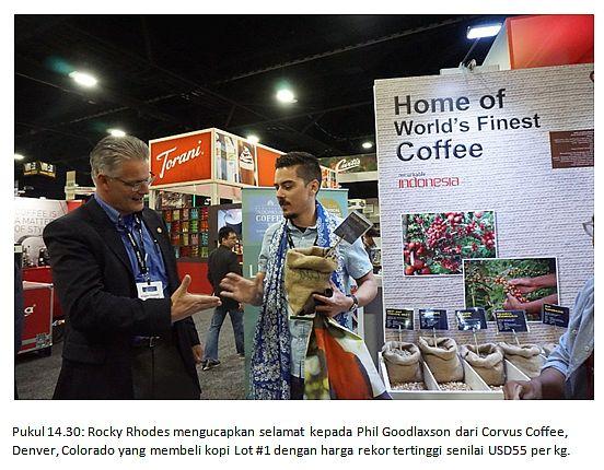 Auction Coffee 2